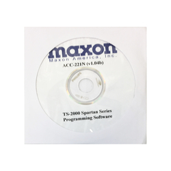 ACC221N - Maxon Programming Software For TS2000 Series Radios