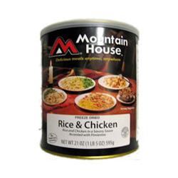 {[en]:0030105 - Mountain House Rice & Chicken