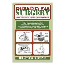 44410 - Emergency War Surgery Book
