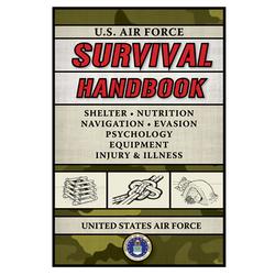 44060 - U.S. Air Force Survival Handbook