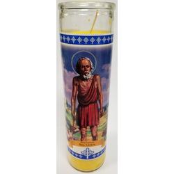 KM1639 - Saint Lazarus Candle