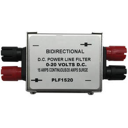 ProComm 15A Universal DC Power In-Line Filter