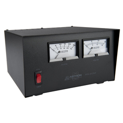 RS20M - Astron 20 Amp Astron Power Supply With Meter