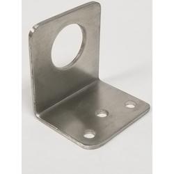 "TM750 - Twinpoint 3/4"" Hole Stainless Steel Trunk Antenna Bracket"