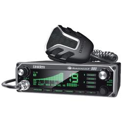 BC880-T - 40 CH LCD DISP.FREQ DISP.WX,TB,NB,PA,RF GAIN(TUNE)