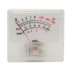 DXMETER4 - Galaxy Replacement Meter For DX47HP  & DX94HP Radios