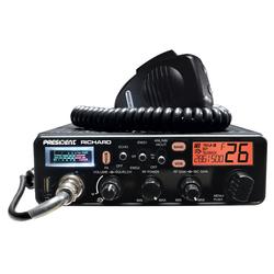 RICHARD - President 40 Watt 10 Meter Radio