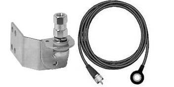 MK204R - Firestik Adjustable Door Jam Antenna Mount Kit