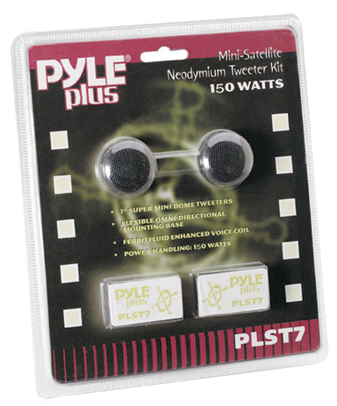 "PLST7 - Pyramid Pyle 150 Watt 1"" Tweeter Speaker"