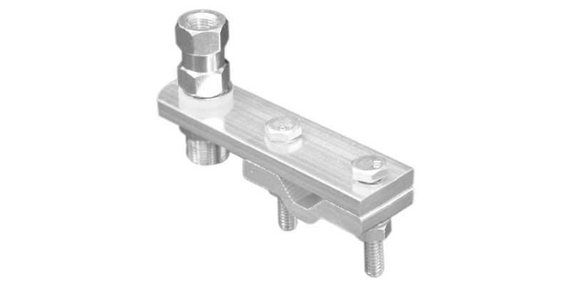 AUCB9 - Accessories Unlimited Slim Horizontal Mirror Mount