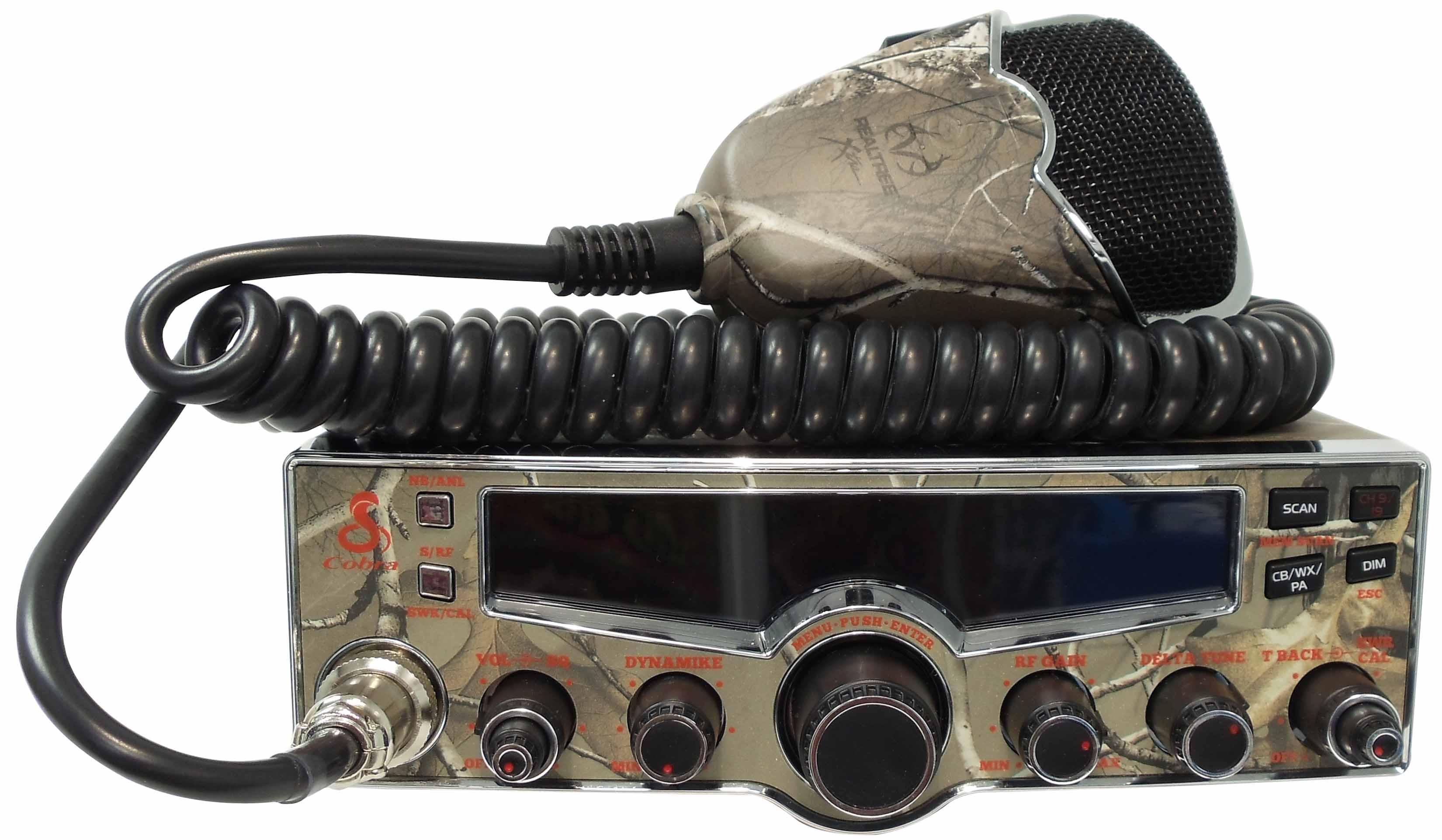 C29LXCAMO - Cobra® Camo Design CB Radio