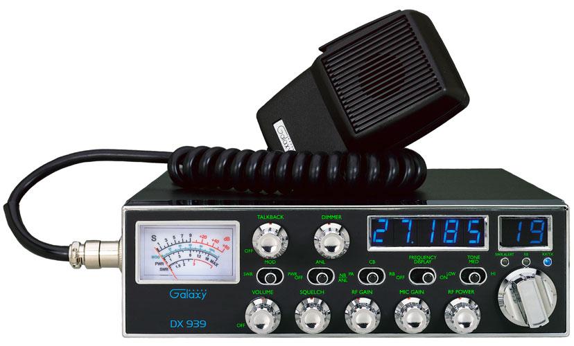 DX939 - Galaxy CB Radio