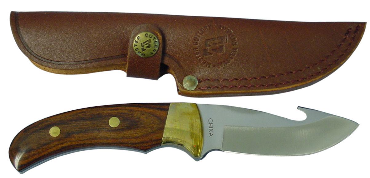 "FCH04 - Master Cutlery 8"" Skinning Knife"