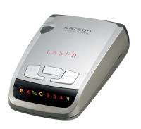 KAT600 - Rocky Mountain Radar Laser Detector With Scrambler