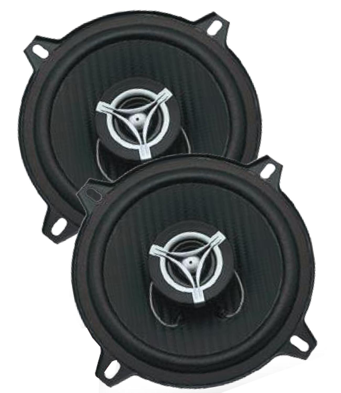 EF52 - Power Acoustik 300 Watt 4 Ohm Coaxial Speaker Pair