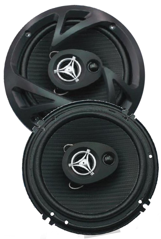 """EF653 - Power Acoustic 6.5"""" 400 Watt Coaxial Speaker Pair"""