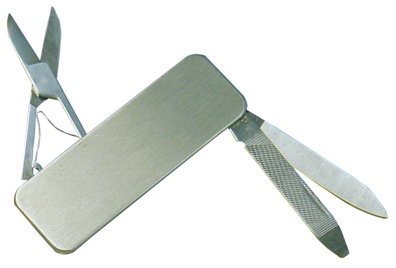 00175000 - Zippo Pocket Knife With Scissors