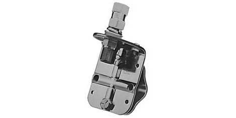 SS64A - Firestik Stainless Steel 3 Way Antenna Mirror Mount w/K4A Stud