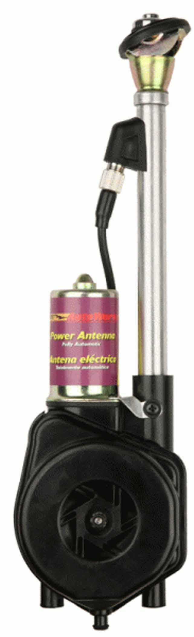"44PW22 - 31"" Metra 5 Section Automatic AM/FM Power Antenna"