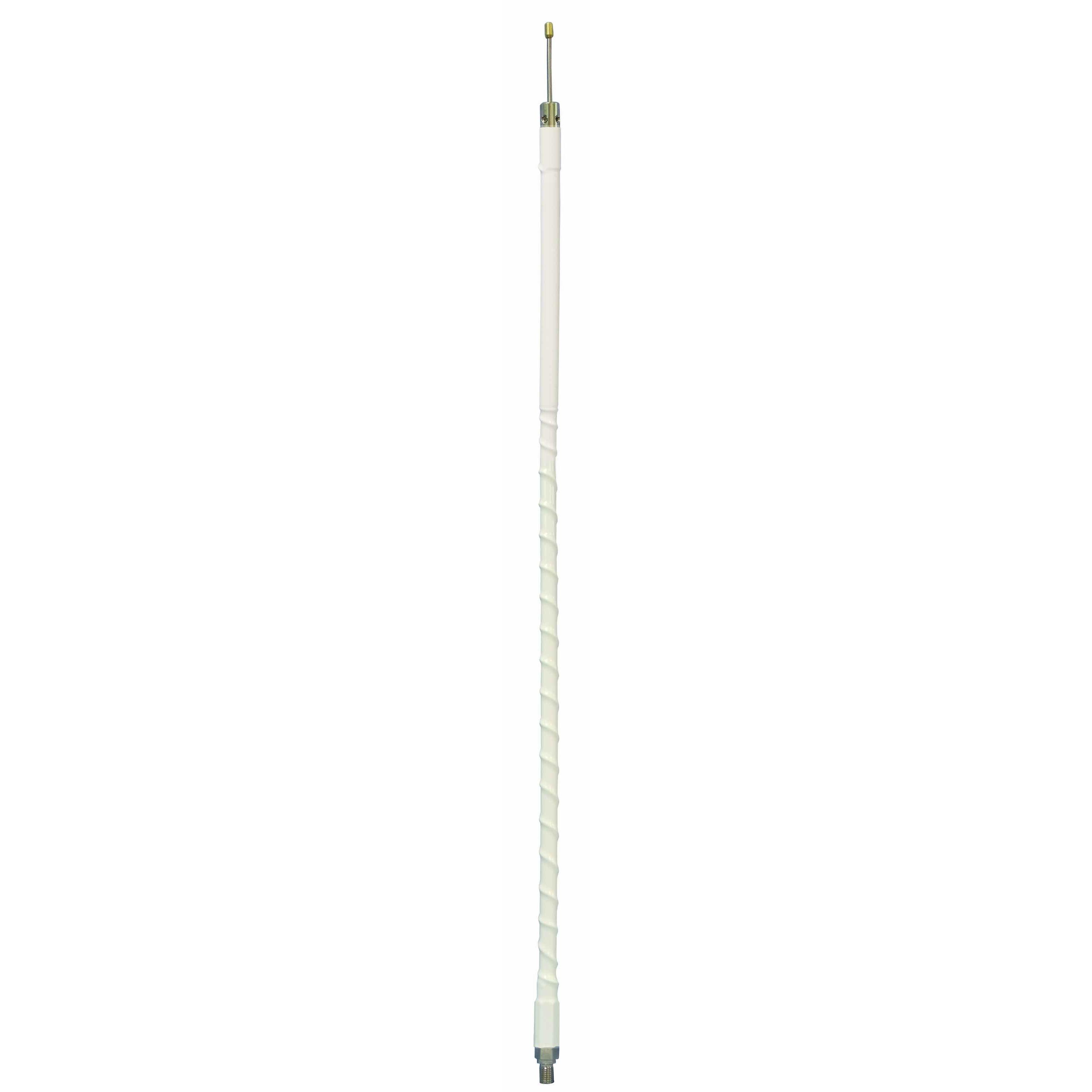 AUFLEX2-W - 2' White Superflex CB Antenna