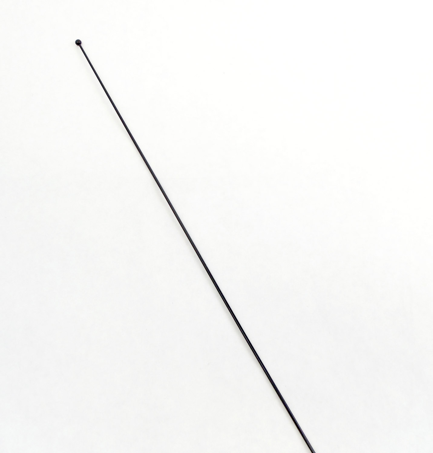 """BMATH - Maxrad Black 49"""" Tapered Replacement Whip Antenna"""