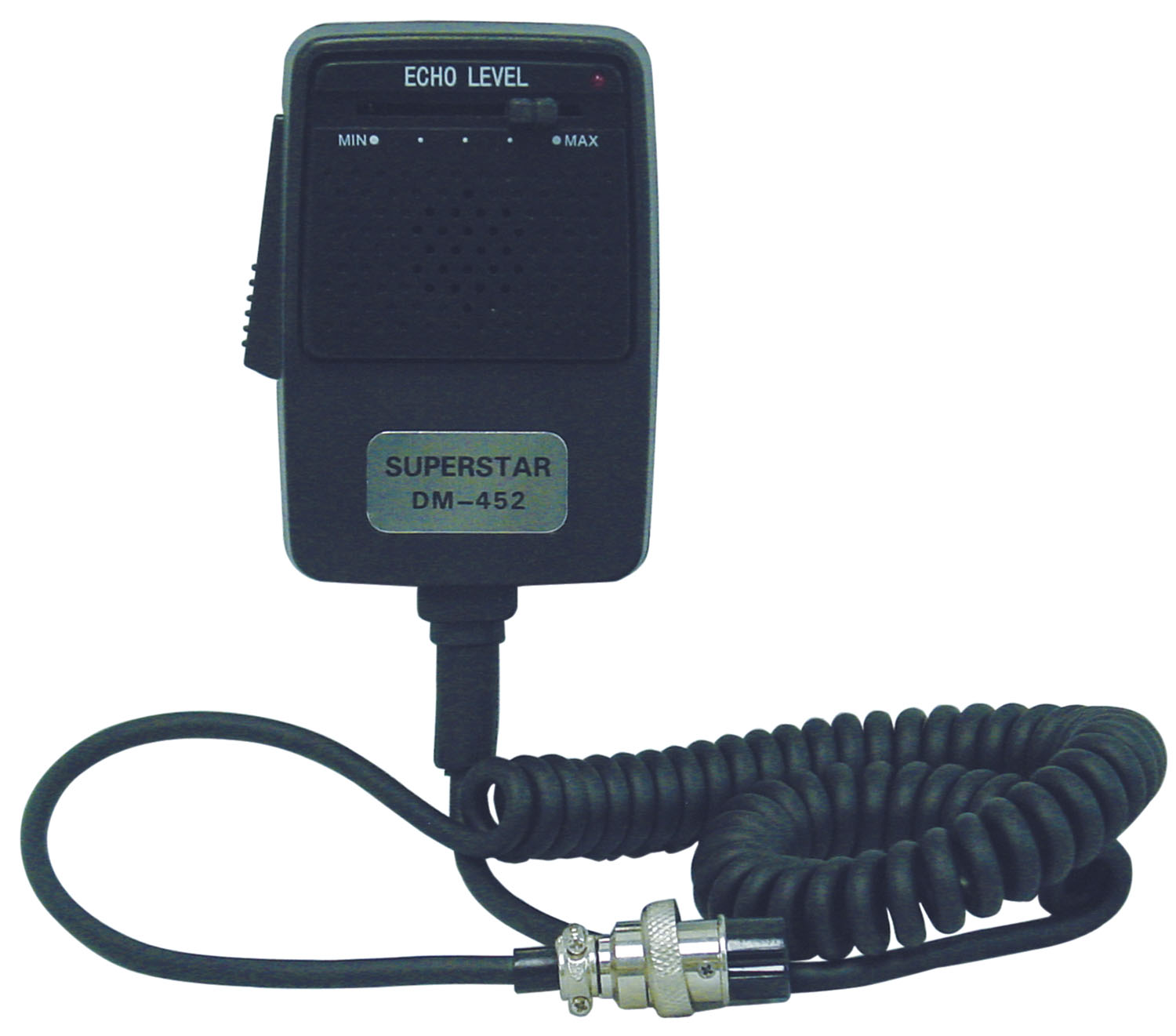 DM452 - Twinpoint Superstar Power Echo CB Microphone (Select 4 Pin or 5 Pin Option)
