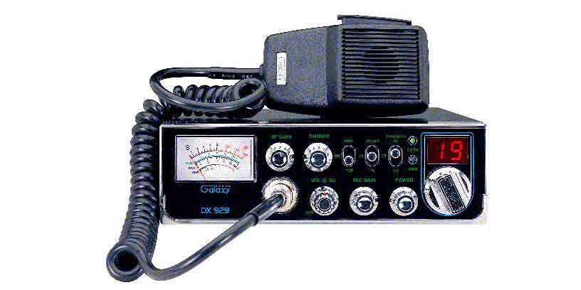 DX929 - Galaxy CB Radio
