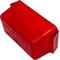 049BP10715R - Red Mini Rectangular Lens Carded